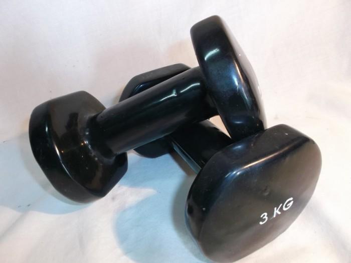 Mancuernas Fitness 3 Kg en