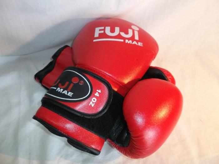 Guantes Boxeo Fuji Mae 14 oz. en