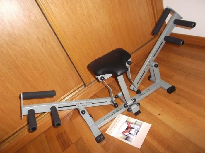 Aparato Musculación Fitness Pump
