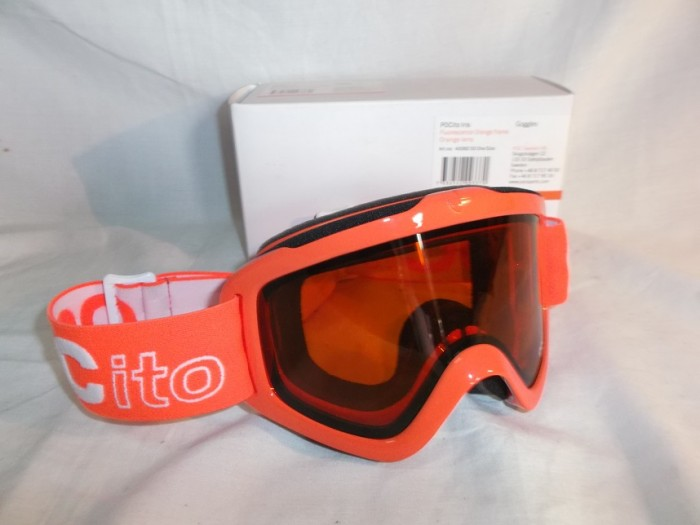 Gafas Nieve POC ito Orange en