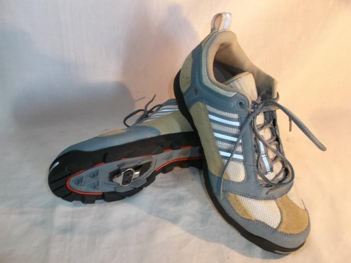 Zapatillas Ciclismo Adidas 40 en