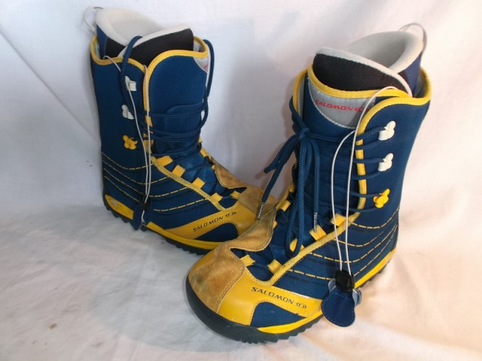 Bota Snow Salomon Siam 44 en