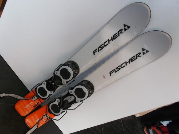 Snowblade Fischer 90 en