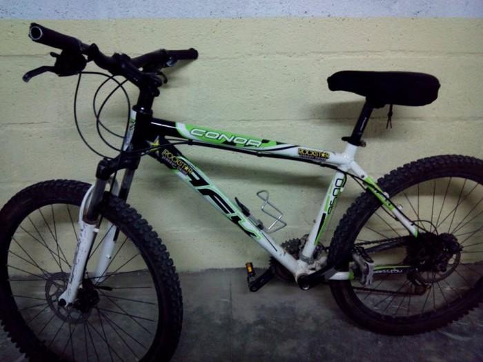 Bicicleta Conor AFX 8500 Deore en