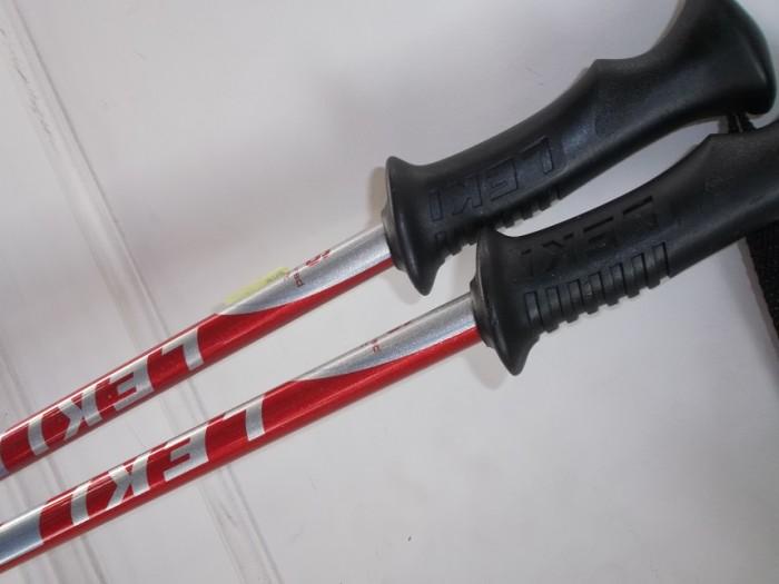 Bastones Esquí Leki 105 cm en