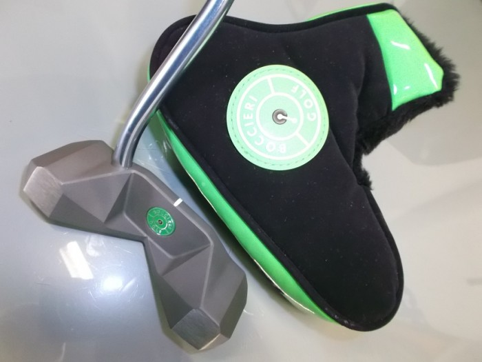 Palo Golf Putter pesado Boccieri F3-DF en