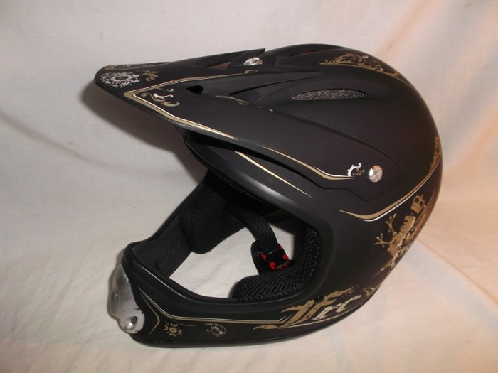 Casco Descenso FRC en