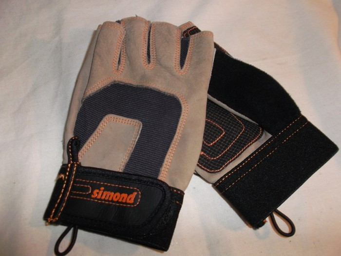 Guantes Via Ferrata Simond en