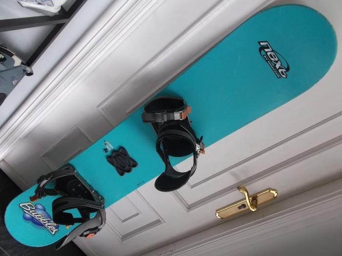 Tabla Snowboard Nidecker 152 en