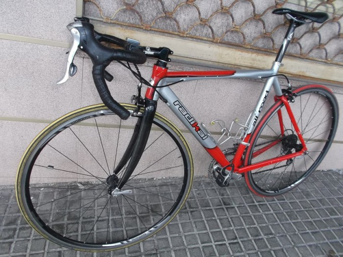 Bicicleta Carretera Easton Alum/Carbono T54 en