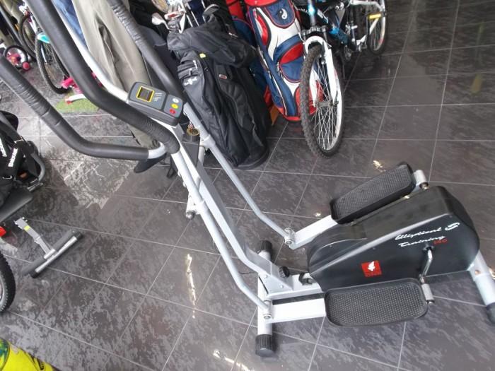 BIcicleta Eliptica Number One en