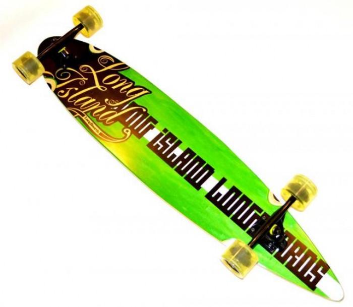 Skate Longboard Long Island Gold en