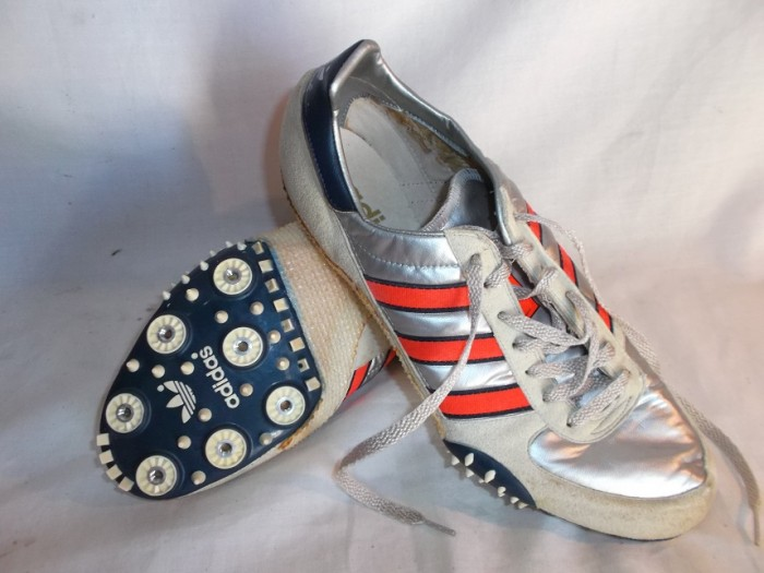 Zapatillas Atletismo Adidas 100 y 200 m en