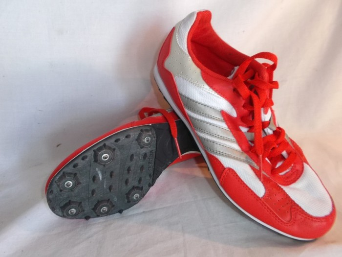 Zapatillas Atletismo Adidas Track Competición en