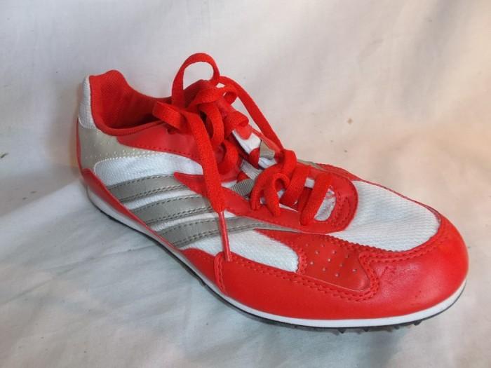 Zapatillas Atletismo Adidas Track Competición