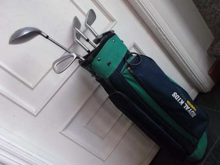 Conjunto Palos Golf Junior