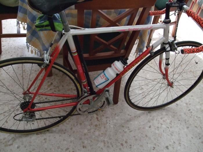 Bicicleta carretera en