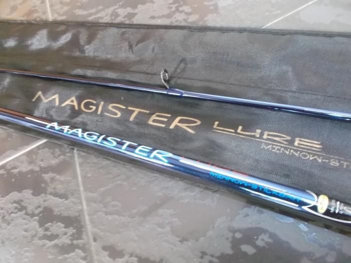 Caña Spinning Hiro Magister Lure 270 en