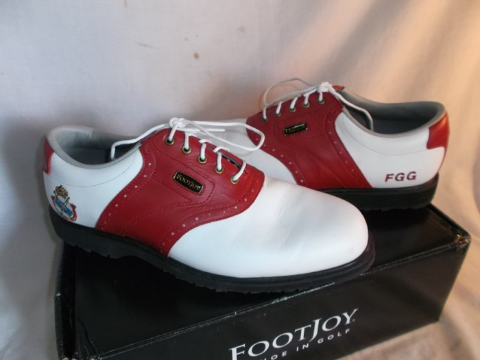 Zapatos Golf FootJoy Personalizados en