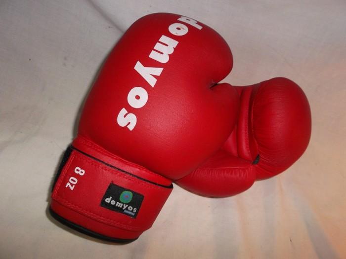Guantes Boxeo Domyos 8 Oz en