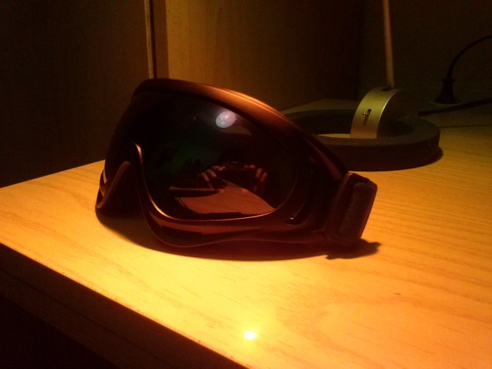 Gafas ventisca UV400 en