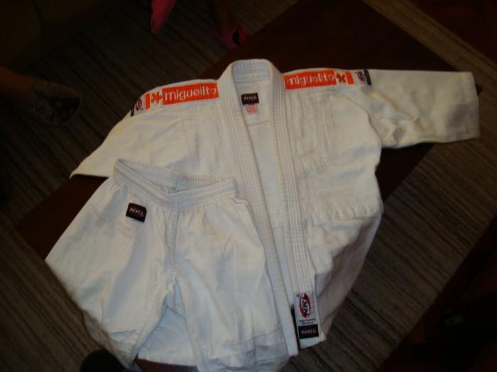 judokis infantiles en