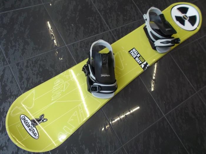 Tabla Snowboard Walk 150 en