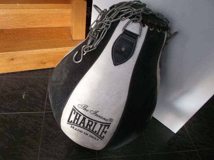 Saco Boxeo Charlie Pera en