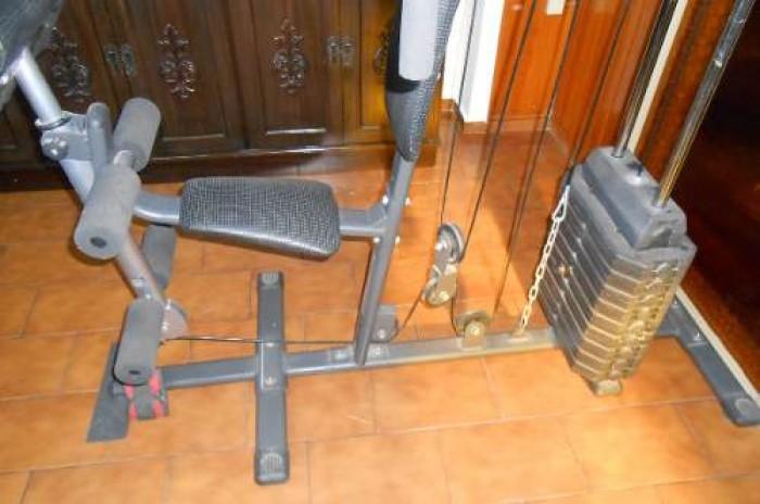 Multiestacion Musculacion 410 Training