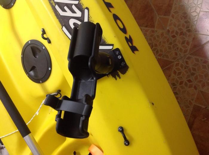 Se vendé kayak de pesca en