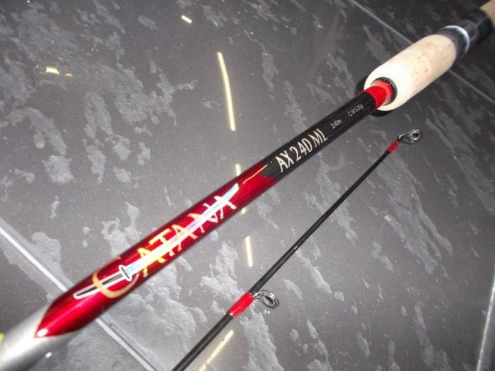 Caña Simano Catana AX 240 ML en