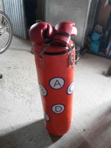 Saco de boxeo en