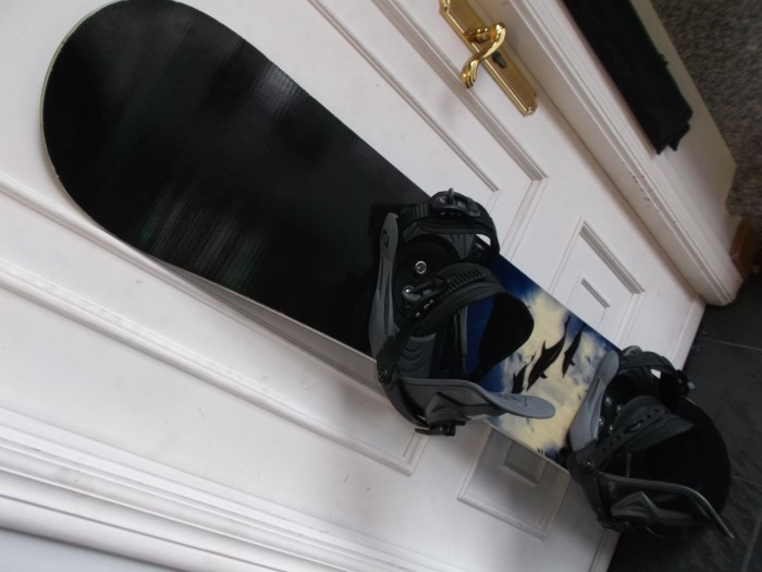 Tabla Snowboard Elan Vector 147 en