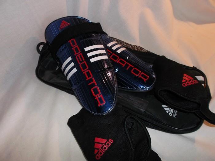 Espinilleras Adidas Predator
