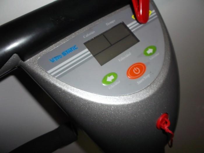 Plataforma Vibratoria Vibro-Static