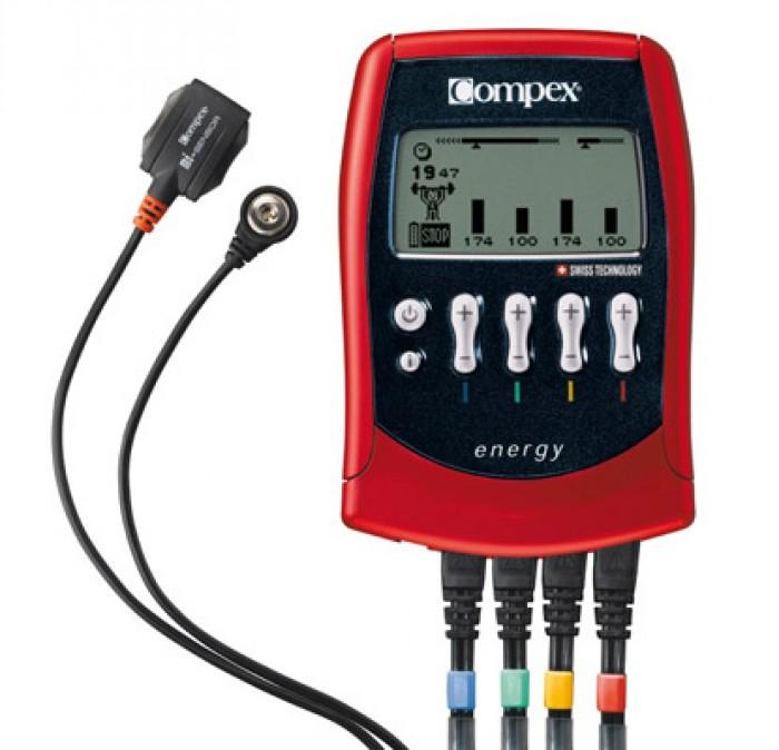 Electroestimulador Compex Energy en