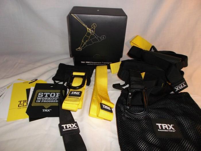 TRX Pro Training Suspension Kit en