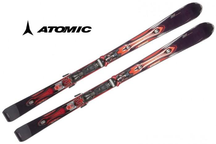 Esquis Atomic D2 VF 75 166cm en