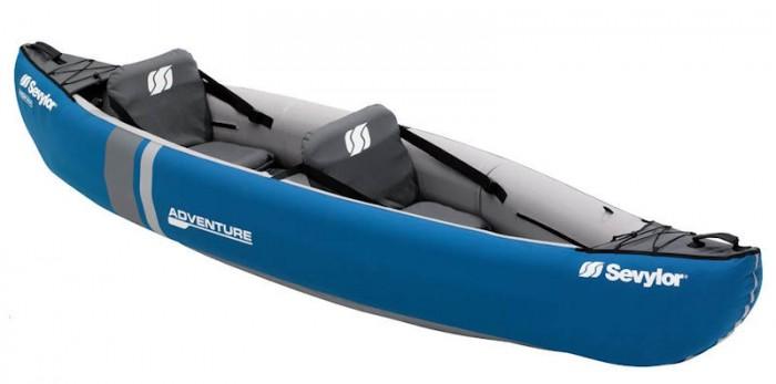 Kayak Sevylor Adventure 2pl. Hinchable en