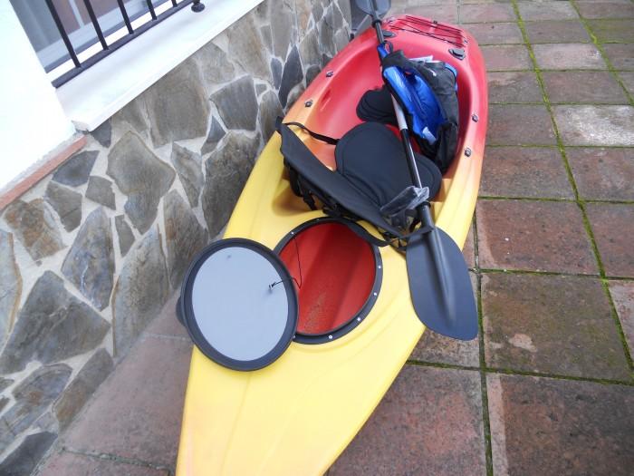 se vende kayak nuevo sin estrenar en