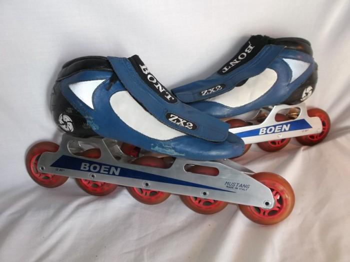 Patines Velocidad Bont ZX2