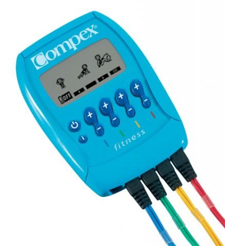 Electroestimulador Compex Fitness en