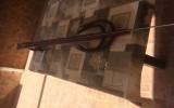 Fusil de madera
