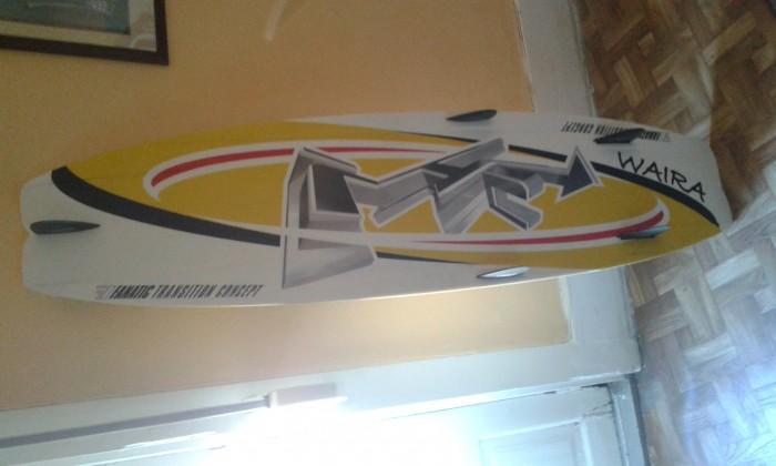 Tabla kitesurf Fanatic Transition Concept en
