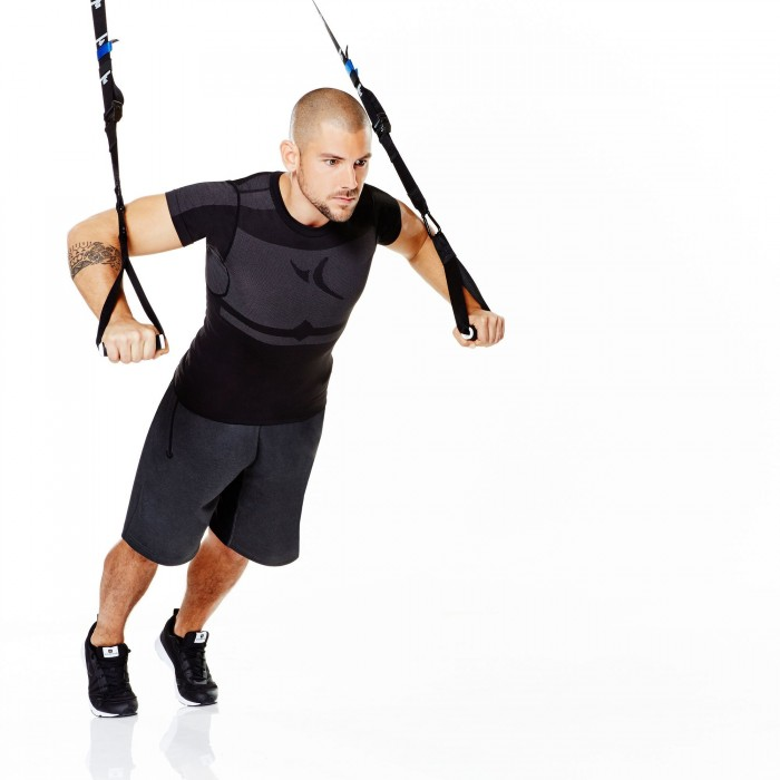 TRX Domyos Strap Trainning
