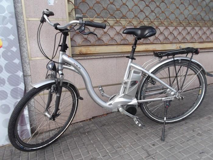 Bicicleta Electrica Flyer C6 DeLuxe en