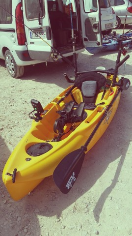Kayak hobie mirage sport en