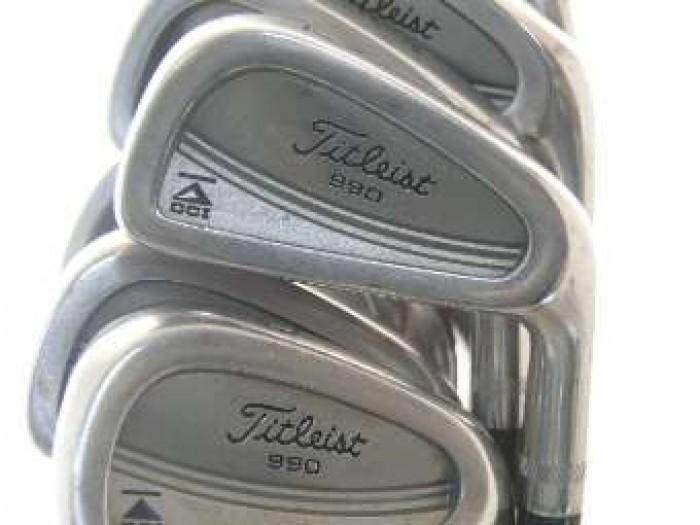 Juego Hierros Golf Titleist 990 en