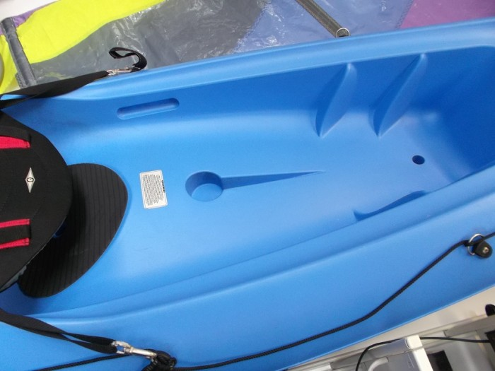 Kayak Autovaciable BIC Bilbao en