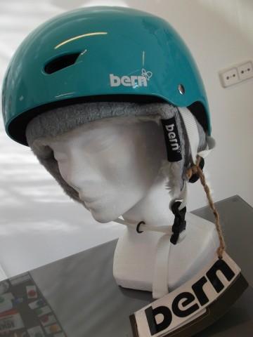 Casco de Esqui Bern mod. Brighton NUEVO en